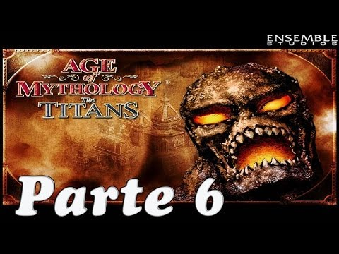 Age of Mythology  The Titans - Parte 6 - El Monte Olimpo