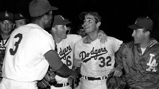CHC@LAD: Koufax's perfect game called by Scully