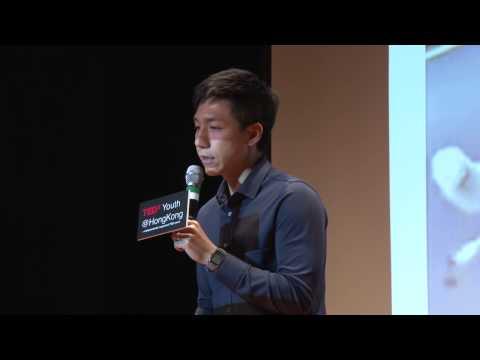 Ryan Lau at TEDxYouth@HongKong 2013