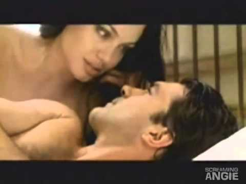 Angelina Jolie ' Original Sin ' Inside Reel video