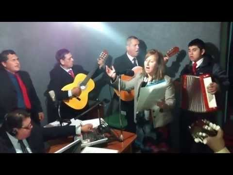 """Cristo Esperanza de Gloria"" radio fm luz los lagos"