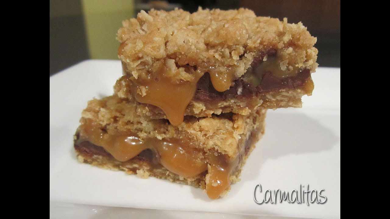 Carmelita Bars Recipes — Dishmaps
