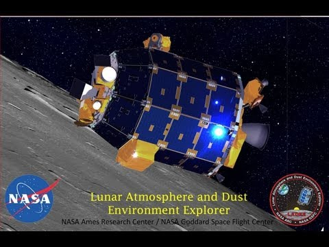 NASA's Lunar Atmosphere and Dust Environment Explorer (LADEE) Mission to Orbit Moon