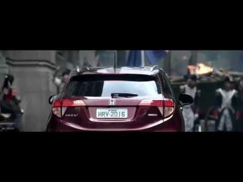 Honda HR-V: a revolu������o na sua garagem
