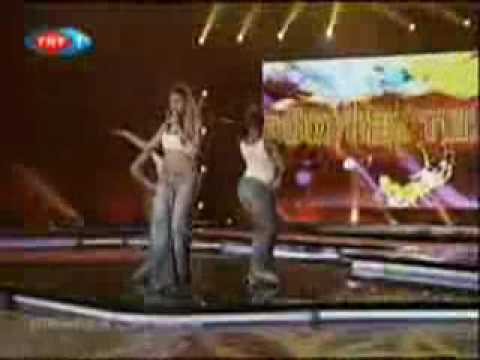 TURKEY'S 2009 EUROVISION ENTRY BY HADISE ~ DUM TEK TEK
