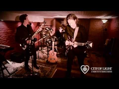 Someone Somewhere in Summertime - City Of Light Tribute to Simple Minds