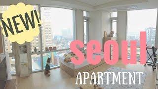New Seoul Apartment Tour ($800)