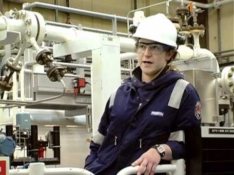 Dawn Kelly, Electrical Offshore Engineer