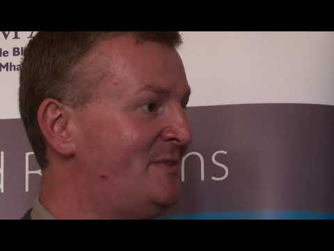 Video report of the north-west launch of NI Community Relations Week 2012 which took place at the Verbal Arts Centre, Londonderry/Derry. Video produced for t...