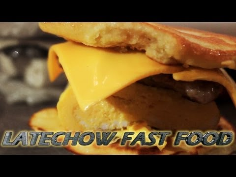 McDonald's McGriddle: Latechow Fast Food - Episode 4