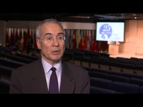Lord Stern on key steps to combat climate change
