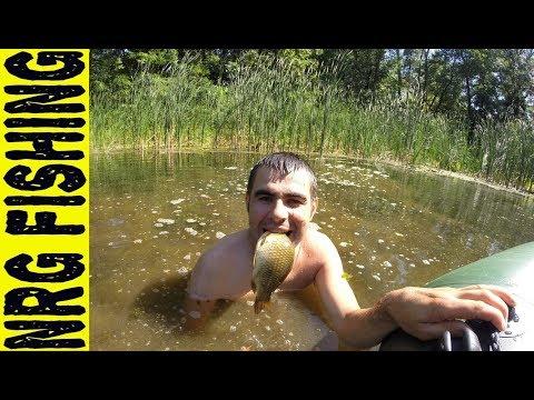 ошибки на рыбалке видео