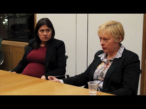 Labour MPs Angela Eagle & Lisa Nandy questioned on GCHQ, Surveillance and Snowden