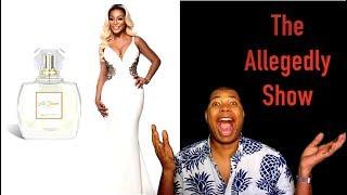 The Allegedly Show: Karen Huger 80 Dollar Body Spray + Celebrity Tea, Shade & Gossip