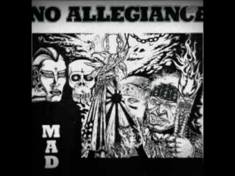 Allegiance - Trapped Behind A Shadow