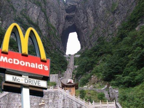 #BreakingItaly – McDonalds aprirà sopra un PATRIMONIO dell'Umanità in Cina