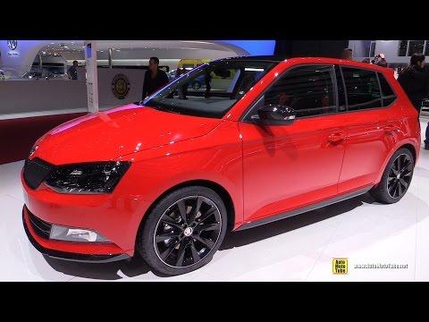 2015 Skoda Fabia Monte Carlo 1.2 TSI 110hp - Exterior. Interior Walkaround - 2015 Geneva Motor Show