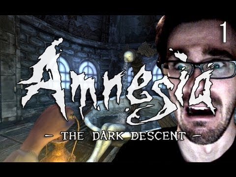BOXES! - Amnesia: The Dark Descent - Part 1