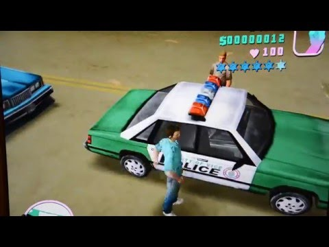 Gta vice city (ИГРА ДЕТСТВА )