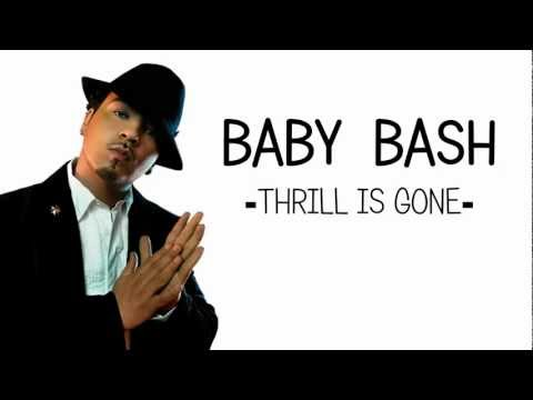 Baby Bash - The Thrill Is Gone