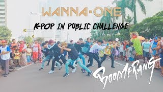 [KPOP DANCE IN PUBLIC CHALLENGE] WANNA ONE (워너원) - BOOMERANG cover by WANNASAY from INDONESIA