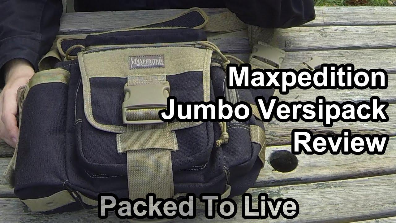 Maxpedition Jumbo Versipack Maxpedition Jumbo Versipack