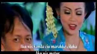 Cak Dikin & Wiwid -  Mister Mendem Original Video Clip   Karaoke Version