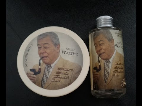The real gentlemans scent: TFS's Uncle Walter
