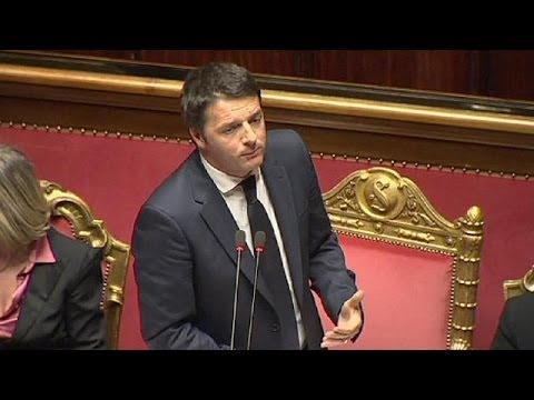 New Italy PM Renzi promises rapid reforms