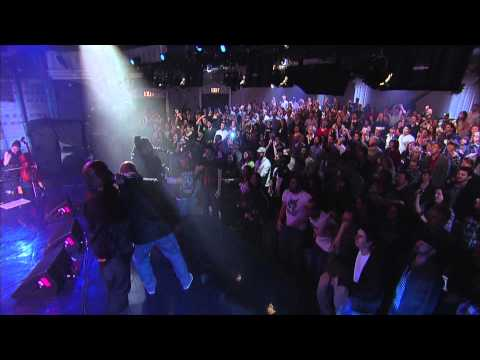 Gorillaz - Feel Good Inc (Live on Letterman) ft. De La Soul