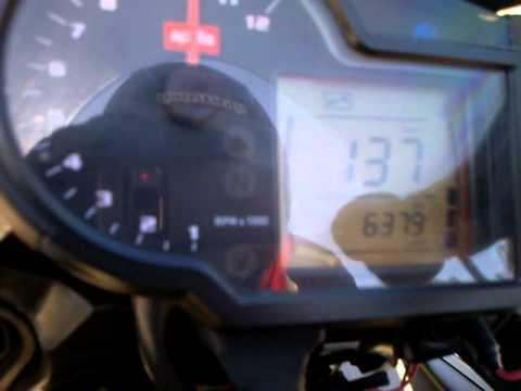 Aprilia RS 125 top speed