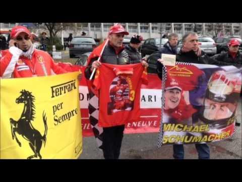 French Investigators Examine Michael Schumacher's Helmet