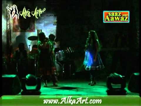 16 Alkaart com Saaz Aur Aawaz Live Hansta Hua Noorani Chehra...