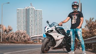 LAST VLOG ON YAMAHA R1