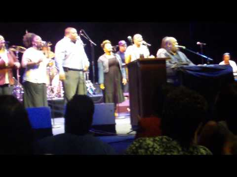 John P. Kee ..live...  High Point Theatre,  Life & Favor      6 4 13 video