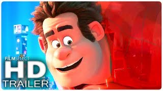 WRECK IT RALPH 2: Ralph Breaks The Internet Official Trailer (2018)