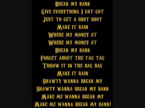new boyz break my bank lyrics