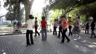 Sho Jo Ji - line dance (Demo & Walk Through)