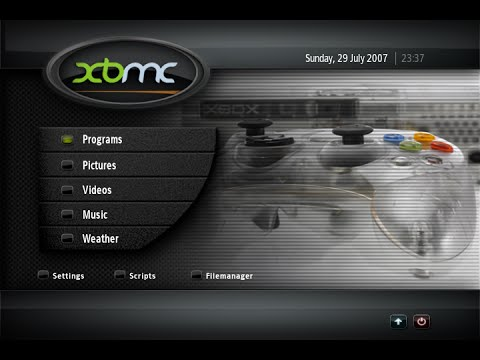 How to Install XBMC Onto Your Softmodded Xbox