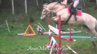 XxX Anne-Mari [[&]] Stikle Jarl - A.M.A.Z.I.N.G Jumptraining!! Up to 120 cm! XxX