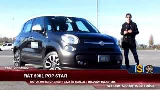 Test - Fiat 500L Pop Star 1.4 16v - Info Sobre Ruedas