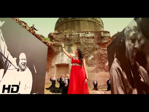 DJ CHINO | NUSRAT FATEH ALI KHAN | MUST NUZRON SEH | UNTOUCHABLE | OFFICIAL VIDEO | MAST NAZRON SE
