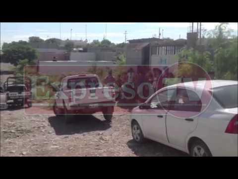 Asesinan a blockero en Ciudad Victoria