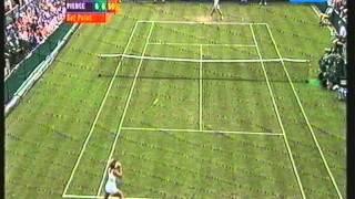 Mary Pierce vs Alicia Molik Wimbledon 2002