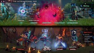 Liquid vs Newbee | The International 2019 | Dota 2 TI 9 LIVE | Group Stage Day 1