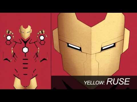 john tyler christopher :: negative space :: civil war II :: iron man :: HD