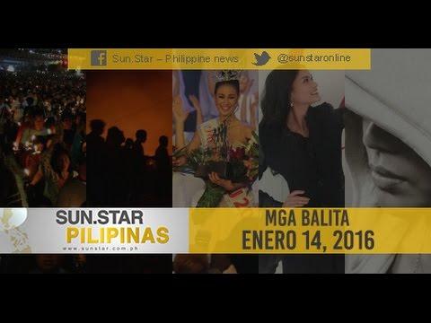 Sun.Star Pilipinas January 14, 2016