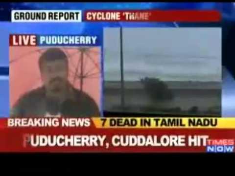 Cyclone causes extensive damage in Tamilnadu -Chennai News