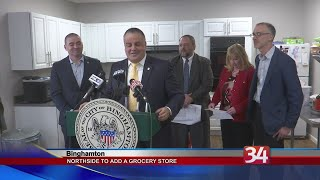 Plans to bring a grocery store to Binghamton's Northside