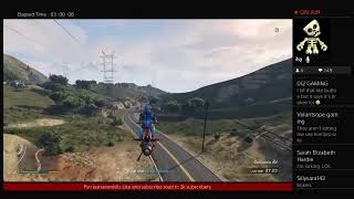 Grand theft Auto 5 road to 2k